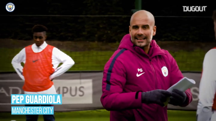 The Boss: Pep Guardiola