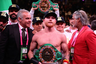 Canelo Alvarez beats Daniel Jacobs, unifies middleweight belt – Video