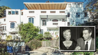 Marilyn Monroe and Joe DiMaggio's Former Love Nest for Sale