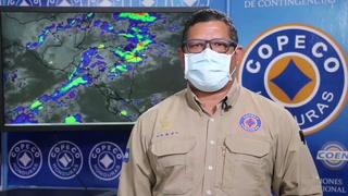 Lluvias y chubascos moderados afectarán durante el fin de semana a Honduras