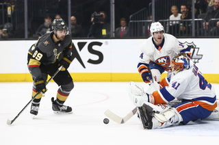 Golden Edge: Knights Lose To Islanders