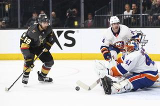 Golden Edge: Knights Lose To Islanders