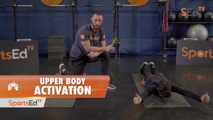 Upper Body Activation: Preparing For Esports Success