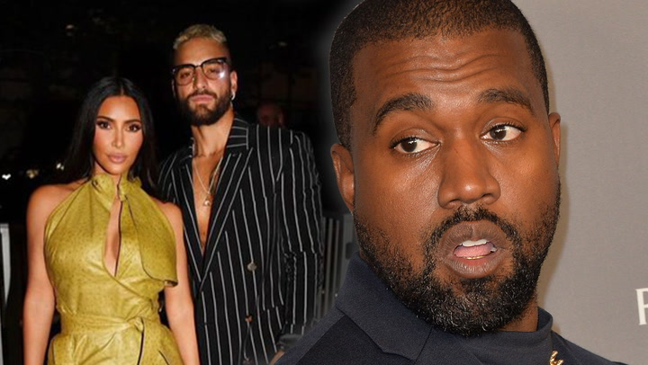 Kim Kardashian Dating Maluma After Kanye West Divorce?