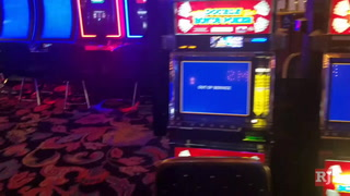 Slots down at Four Queens