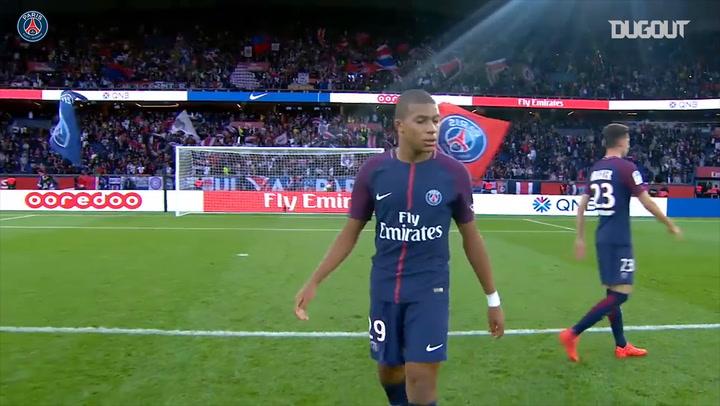 Mbappé's Top 5 PSG Goals