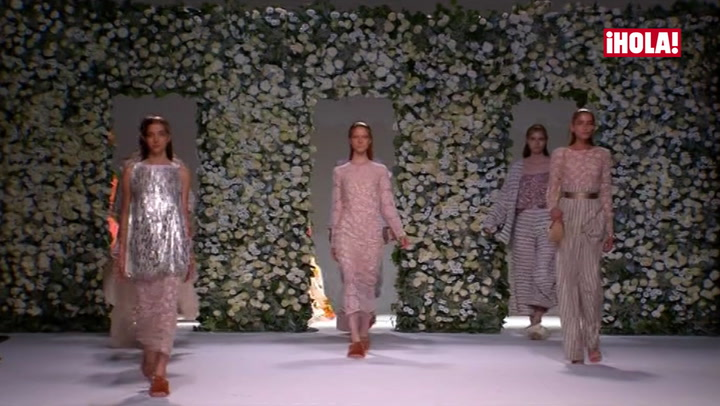 Fashion Week Madrid primavera-verano 2017: Duyos