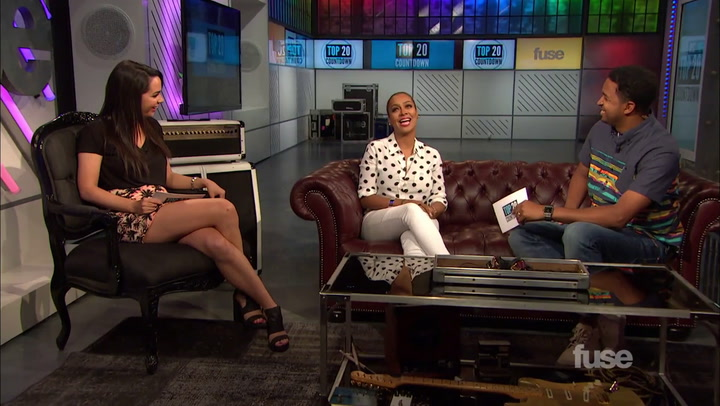 Shows: Top 20: Lala Interview (June 2014)