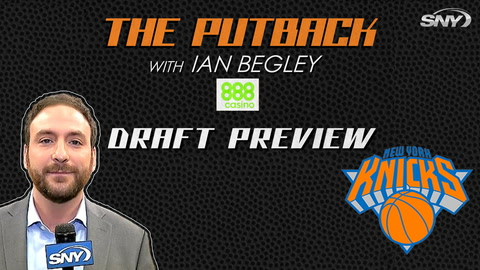 The Putback with Ian Begley Live: Previewing the Knicks' options in the 2021 NBA Draft