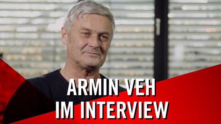Armin Veh im Interview