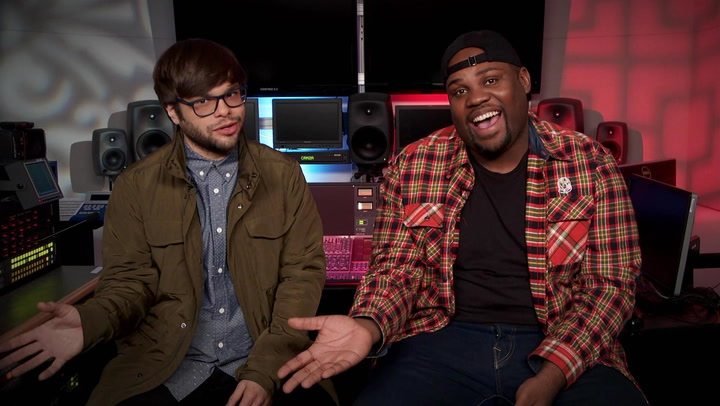 """Charlie Saxton & James Earl Reveal Their """"Life Lessons"""""""
