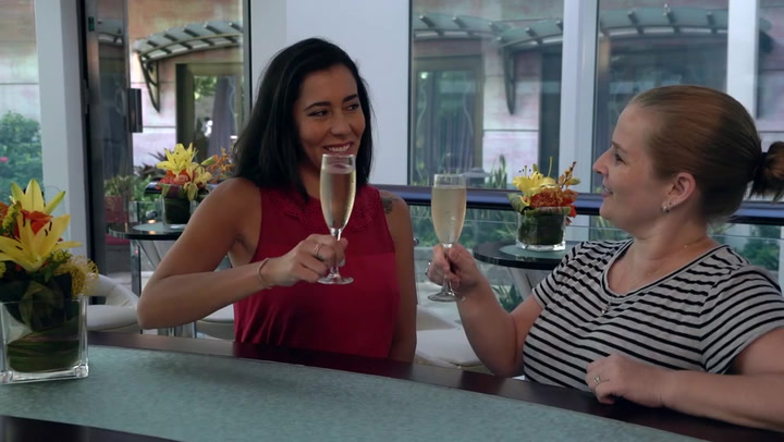 Video Tour of Allure Of The Seas' Bars