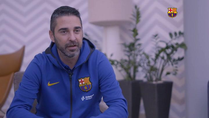 """Juan Carlos Navarro: """"Siete años sin Final Four es demasiado tiempo"""""""