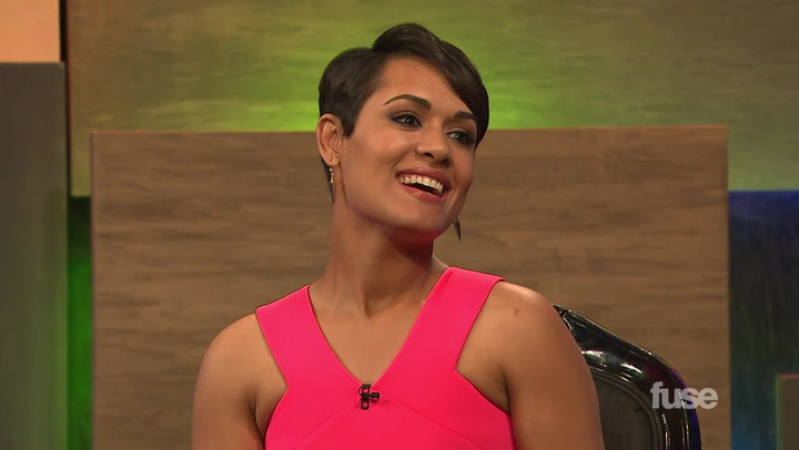 Shows: White Guy Talk Show: Grace Gealey Full Interview