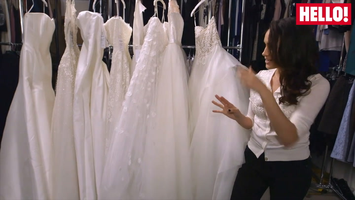 Meghan Markle Says Yes To The Dress
