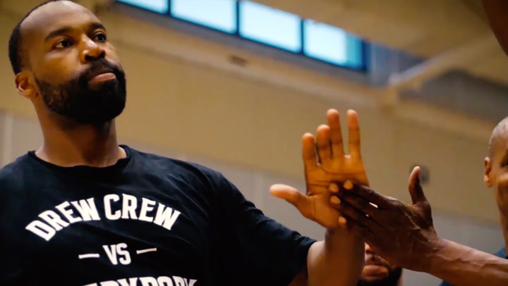The Drew League Combines Grit & Pride