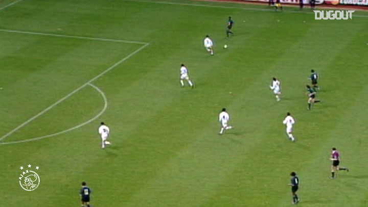 Ajax sink Real Madrid at the Bernabéu