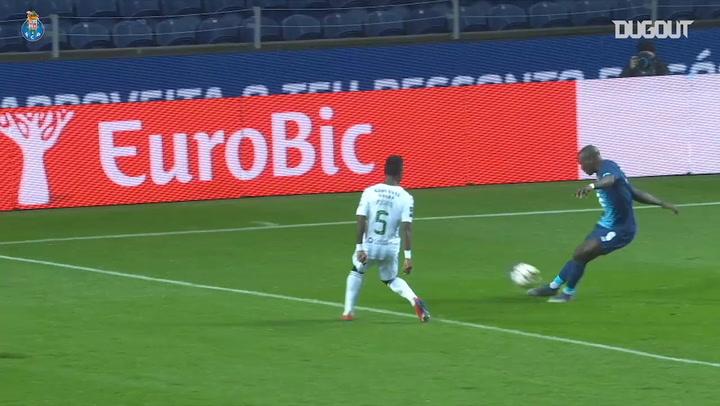 Nakajima's Best Bits In FC Porto 4-0 Vitória FC