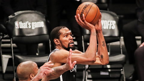 Ian Begley on Kevin Durant, Big 3 future in Nets Game 7 loss | SportsNite