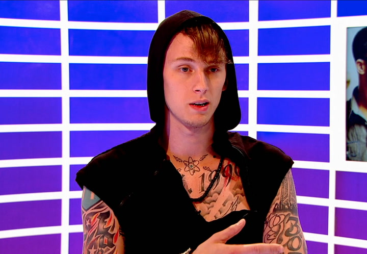 Shows: The Hustle: Machine Gun Kelly Rapped Outside of Clubs He Couldn't Get Into