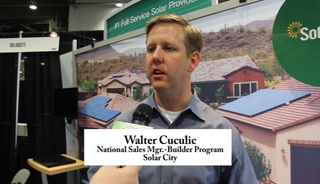 IBS: SolarCity offers solar options to home builders
