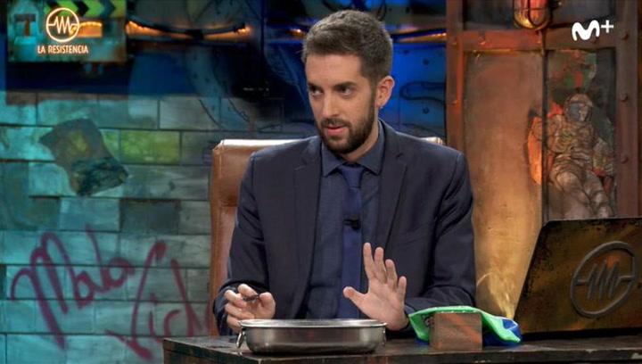 David Broncano cree que el Atlético debía ganar la Champions League