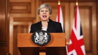 May om brexit: - Ingen ny folkeavstemning