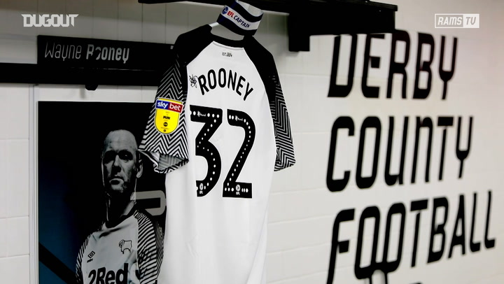 Wayne Rooney's best Derby County moments so far