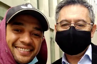 Insólito video: Compañero de cárcel detalló cómo estaba Bartomeu luego de que se destapara el Barcagate