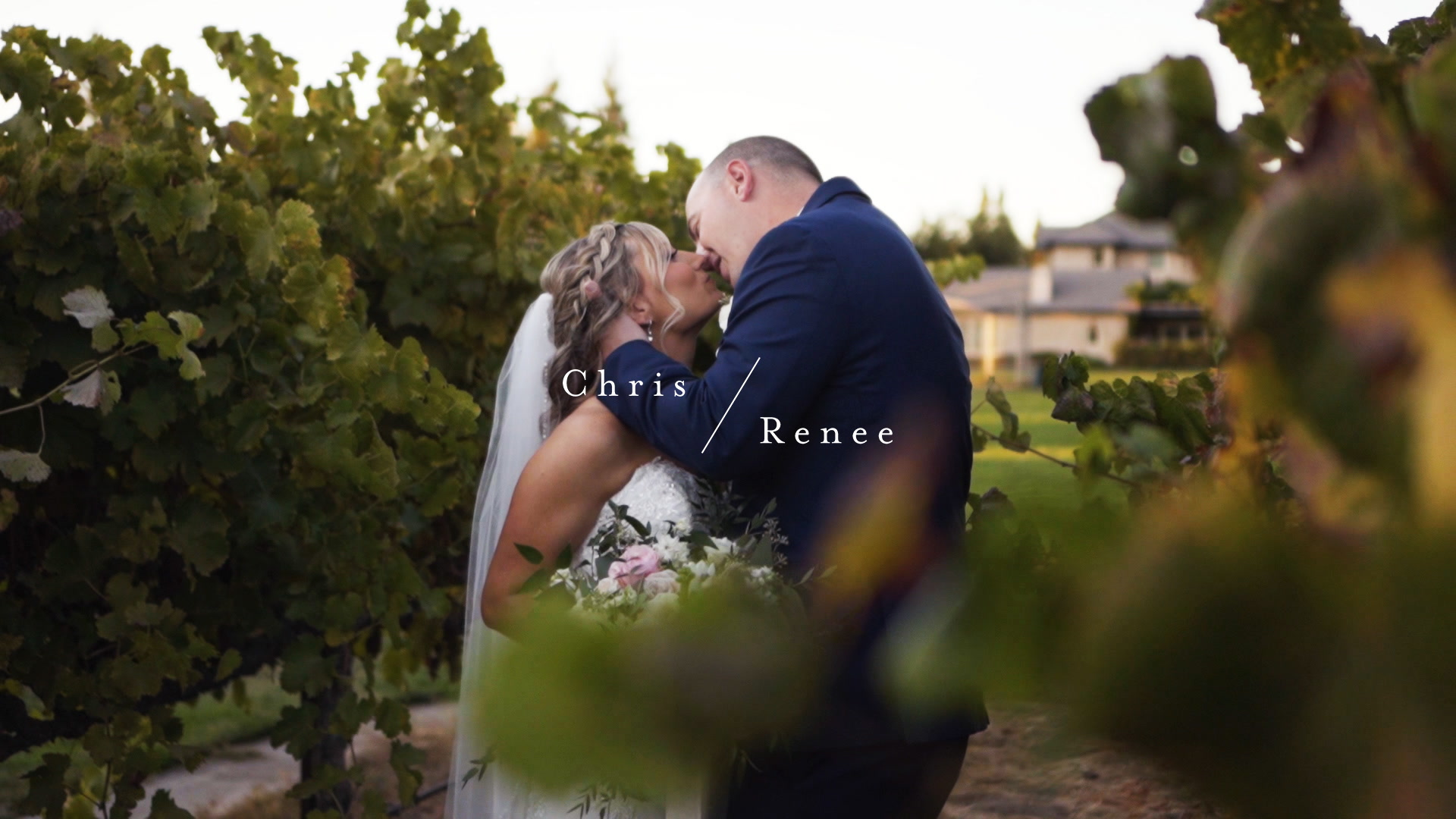 Chris + Renee | Lodi, California | wine and roses hotel