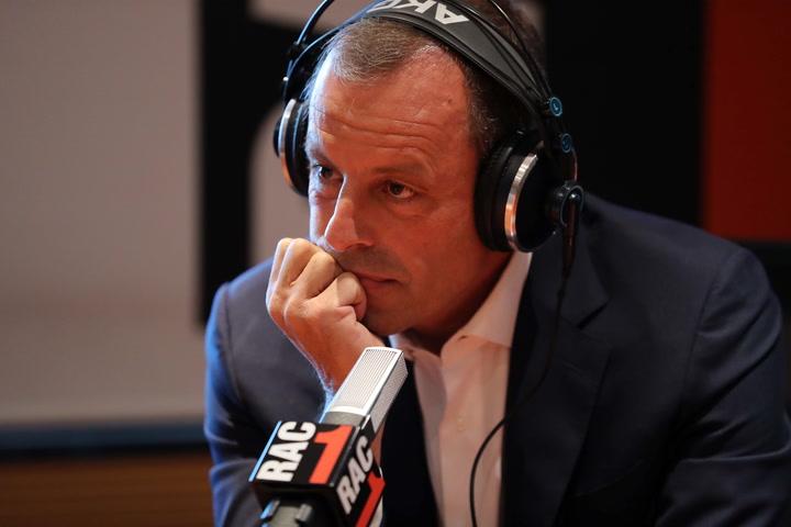 Sandro Rosell desvela la llamada de Joan Laporta y un encuentro posterior