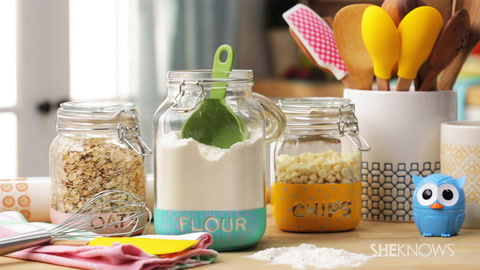 Combine Style And Function With These Diy Kitchen Storage Containers