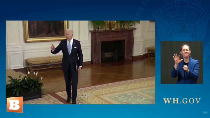 Confused Biden Struggles to Explain Why Vaccinated People Should Wear Masks Now
