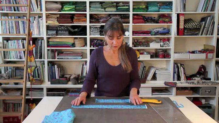 Lappeteknikk og quilting: Hvordan bruke skjæreutstyr