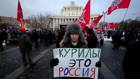 El pulso por las Kuriles complica las negociaciones de paz ruso-japonesas