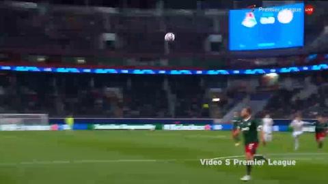Lokomotiv Moscú 1-2 Bayern Múnich (Champions League)