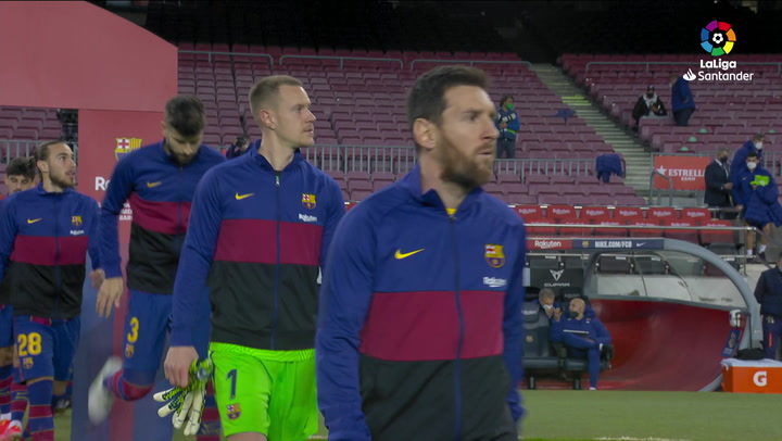 LaLiga Santander (J1): Resumen y goles del Barcelona 3-0 Elche