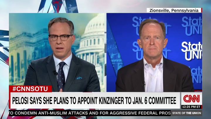 Toomey: Jan. 6 Probe Is Democrats Trying to Make Midterms About Trump