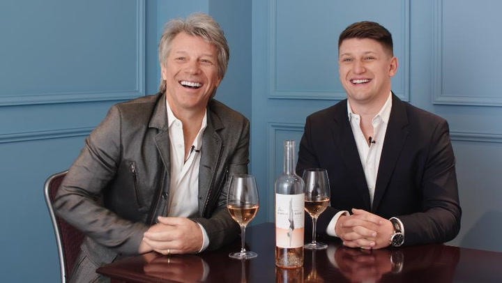 Spotlight On: Hampton Water's Jon Bon Jovi and Jesse Bongiovi