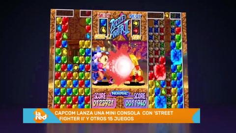 Capcom lanza una mini consola  con