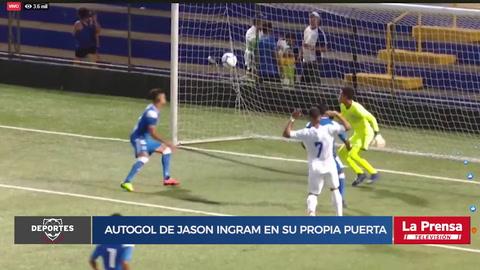 Honduras ya le gana a Nicaragua por el Preolímpico de la Concacaf