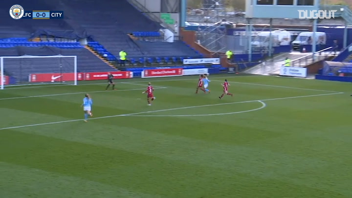 Manchester City Women's best goals of 2020-21 so far