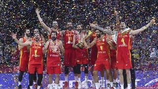 España domina a Argentina y logra título mundial de básquet
