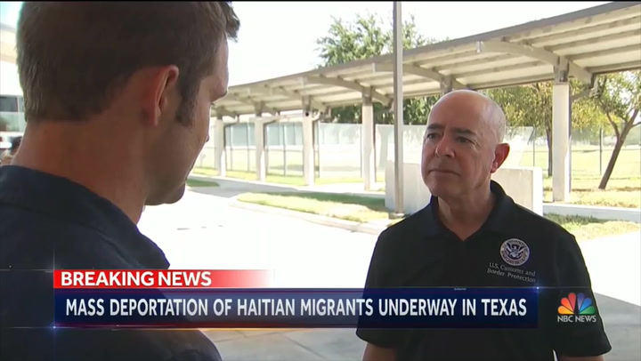 Mayorkas: 'Don't Think We Expected the Rapidity' of Migrant Surge