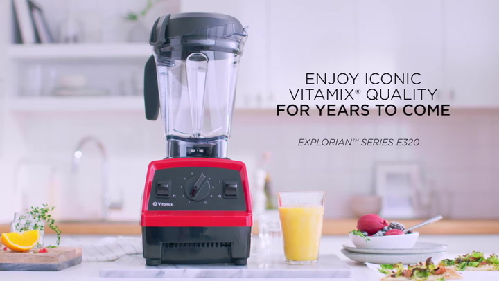 Preview image of Vitamix Explorian E320 Jug Blender, 2L video