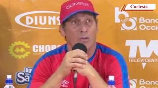 Pedro Troglio sobre Pinto y Suazo: