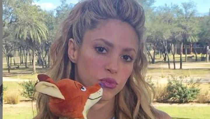 Shakira vuelve