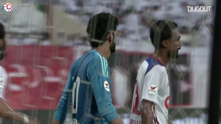 Arabian Gulf League: Adel Al-Hosani keeps out Fernando Gabriel