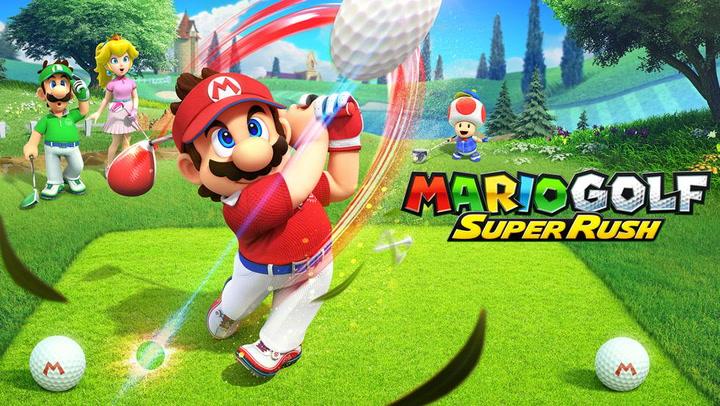 Mario Golf Super Rush llegará a Nintendo Switch