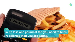 How to Lose One Pound